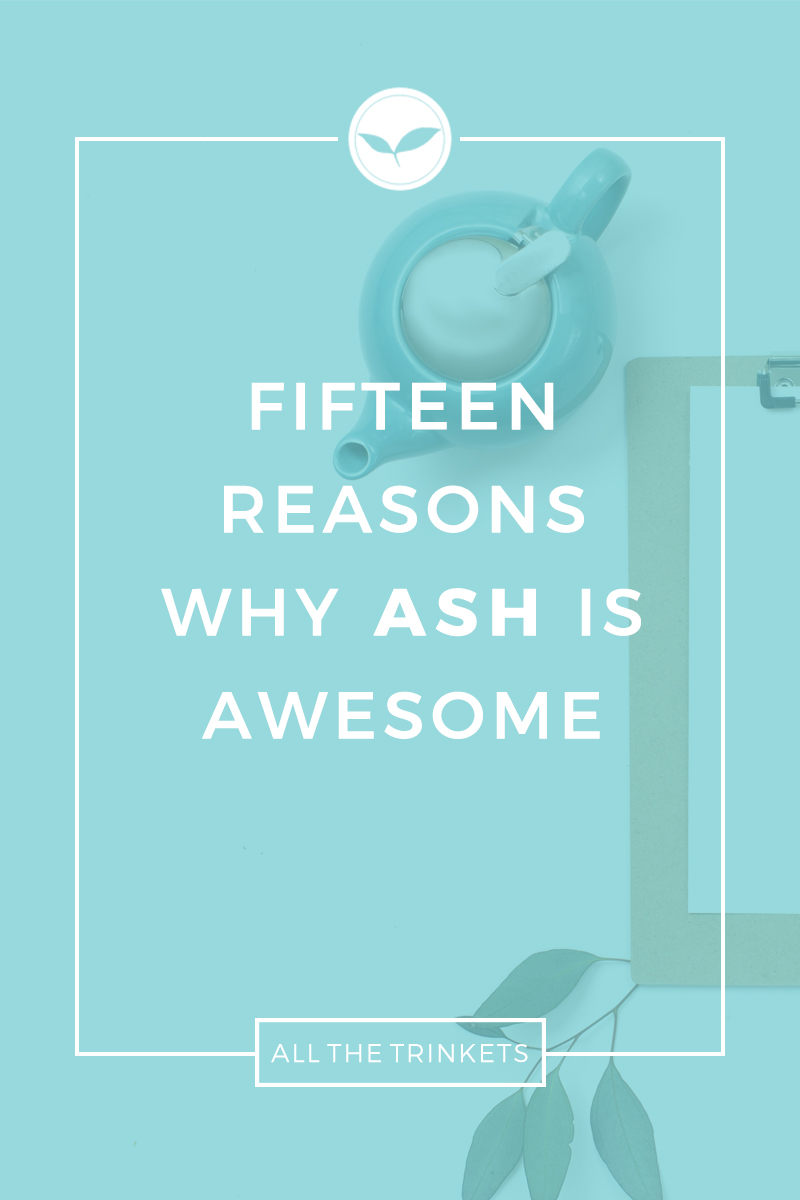 15 reasons why Ash is awesome