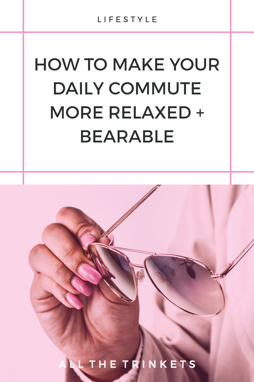 How to Make Your Daily Commute More Relaxed and Bearable | Daily commute, relaxed, mindfulness, happiness, stress relief