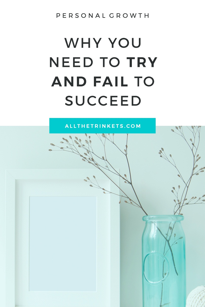 In this age of instant gratification, we have forgotten the importance of trial and error. I make a case in defense for it and why we need it to succeed. Click to read the post!